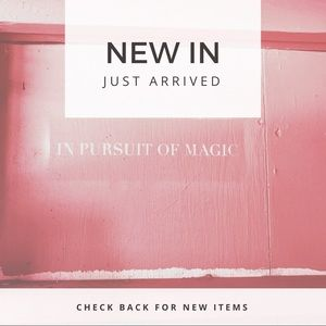 Other - NEW IN